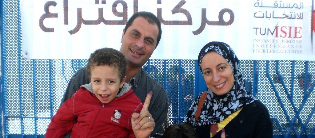 Tunisia: Nasce una nuova democrazia, gli osservatori dell'Associazione per la Pace monitorano le elezioni